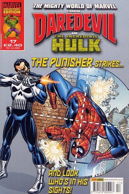 Mighty World of Marvel vol 3 #17