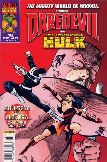 Mighty World of Marvel vol 3 #18