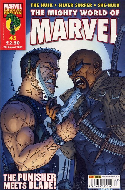 Mighty World of Marvel vol 3 #45