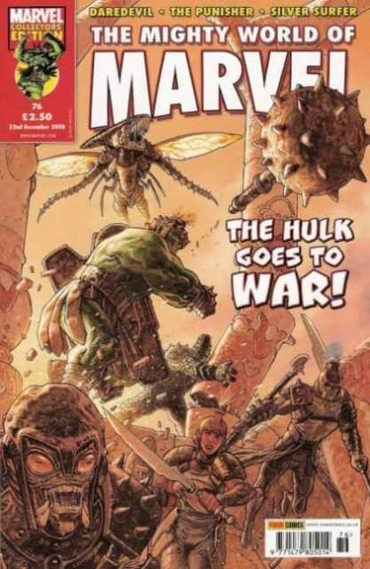 Mighty World of Marvel vol 3 #76