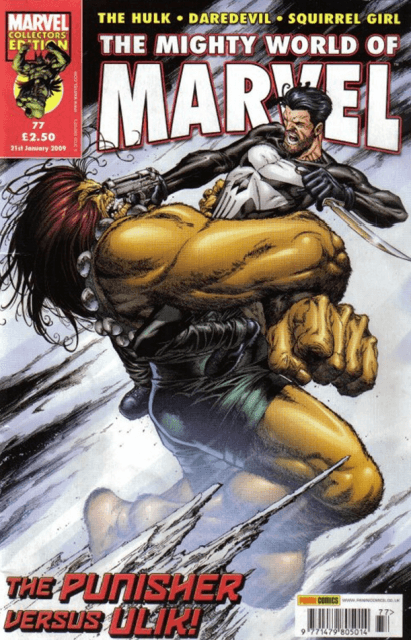 Mighty World of Marvel vol 3 #77