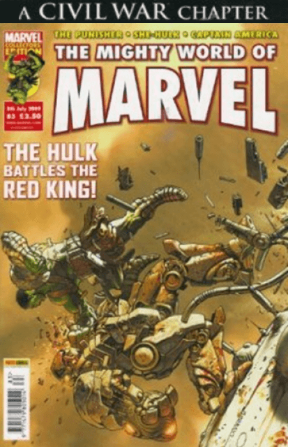 Mighty World of Marvel vol 3 #83
