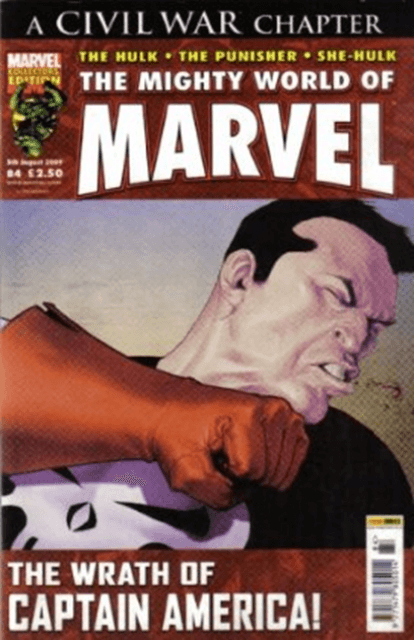 Mighty World of Marvel vol 3 #84