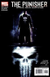 Punisher Official Movie Adaptation #1