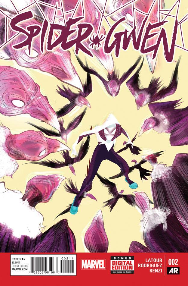 Spider-Gwen vol 1 #2