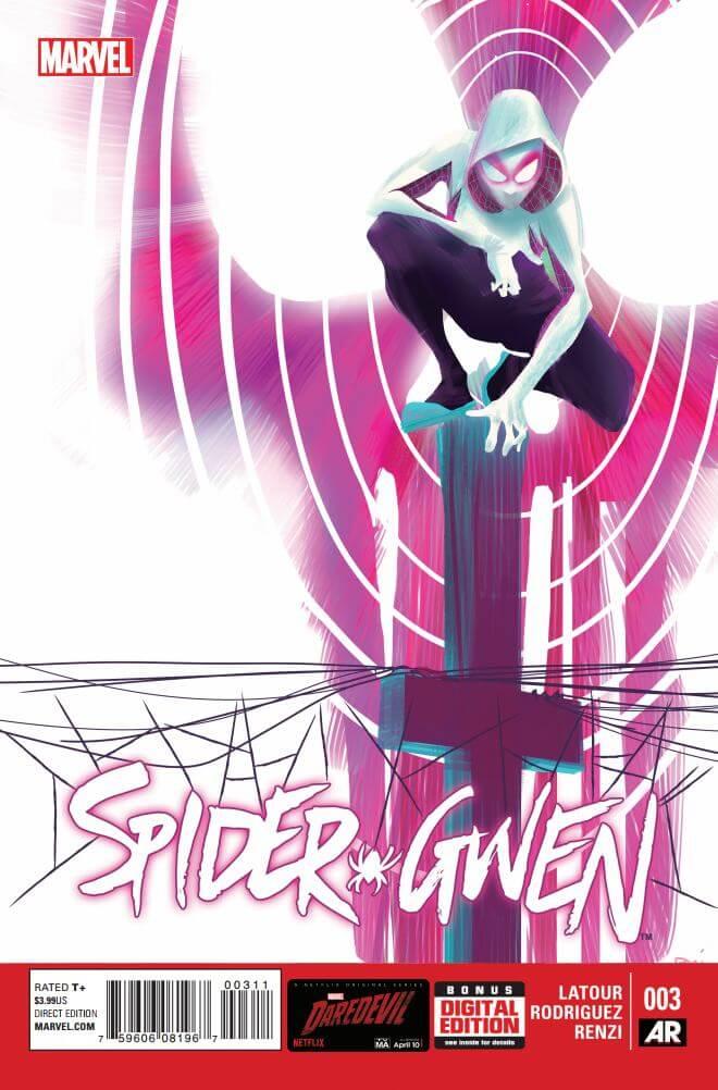 Spider-Gwen vol 1 #3