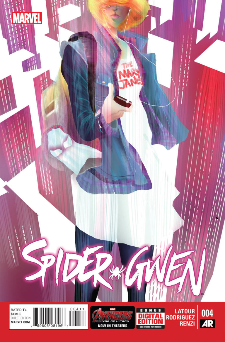 Spider-Gwen vol 1 #4