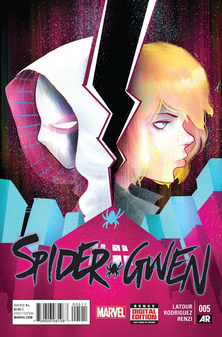 Spider-Gwen vol 1 #5
