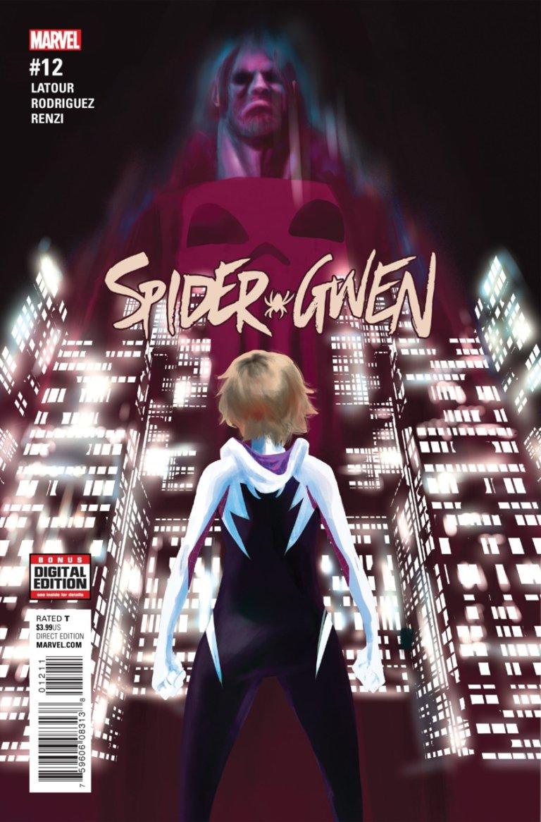 Spider-Gwen vol 2 #12