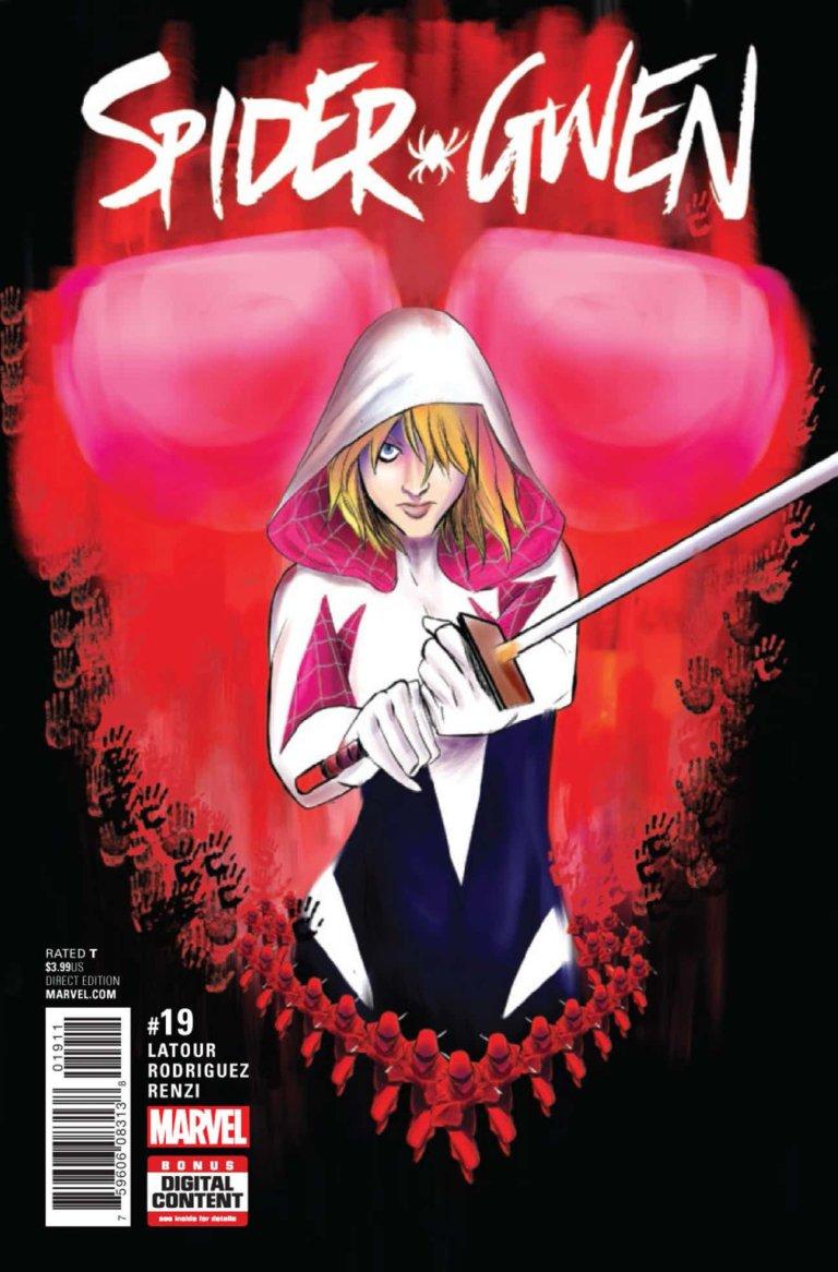 Spider-Gwen vol 2 #19