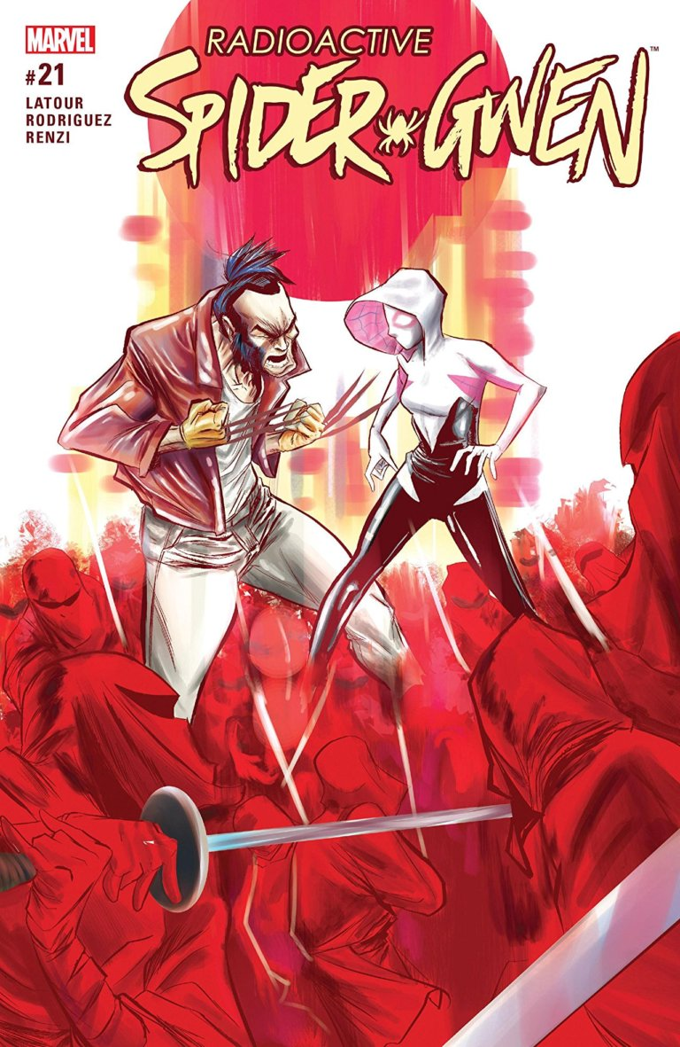 Spider-Gwen vol 2 #21