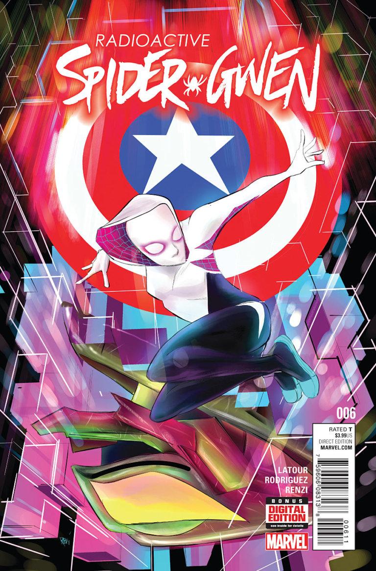 Spider-Gwen vol 2 #6