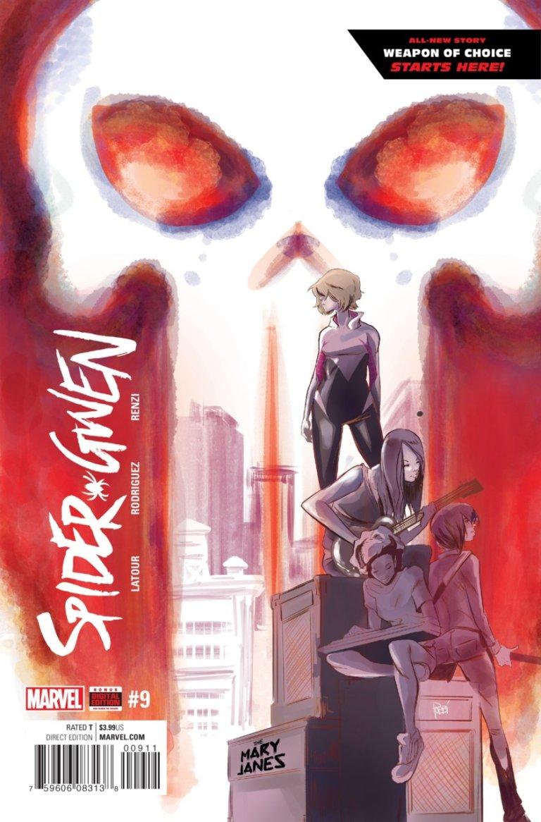 Spider-Gwen vol 2 #9