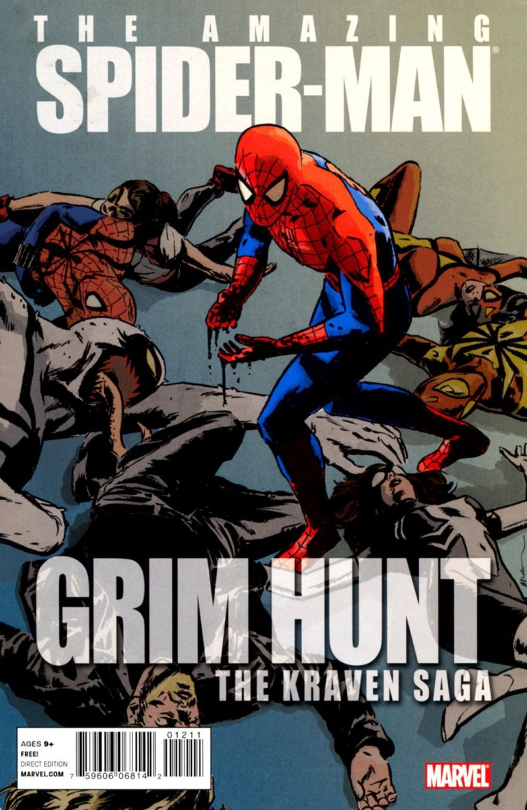 Amazing Spider-Man Grim Hunt