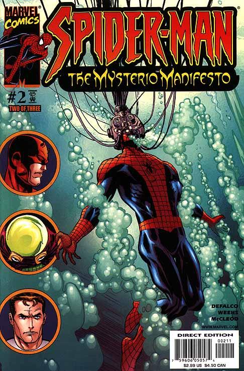 Spider-Man: Mysterio Manifesto Vol 1 #2