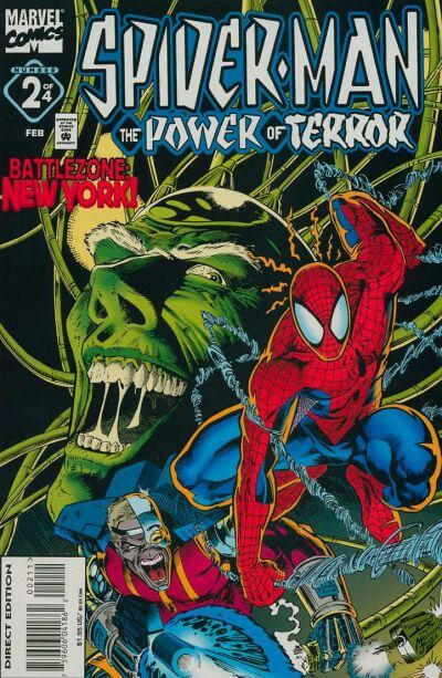 Spider-Man: Power of Terror Vol 1 #2