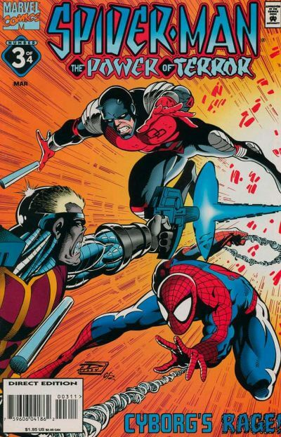 Spider-Man: Power of Terror Vol 1 #3