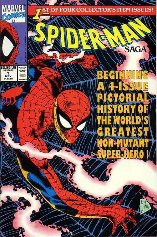 Spider-Man Saga vol 1 #1