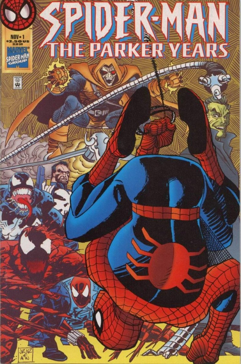 Spider-Man: The Parker Years Vol 1 #1