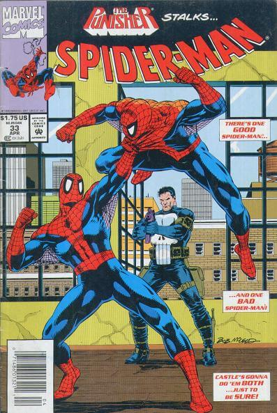 Spider-Man volv1 #33