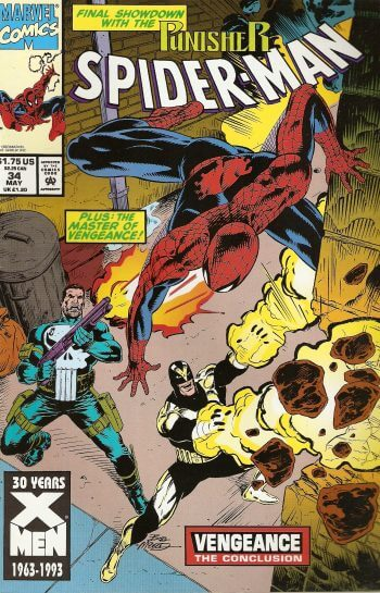 Spider-Man vol 1 #34