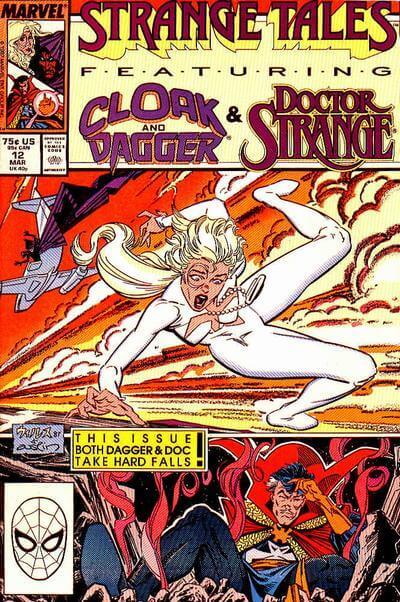 Strange Tales Vol 2 #12