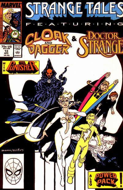 Strange Tales Vol 2 #13