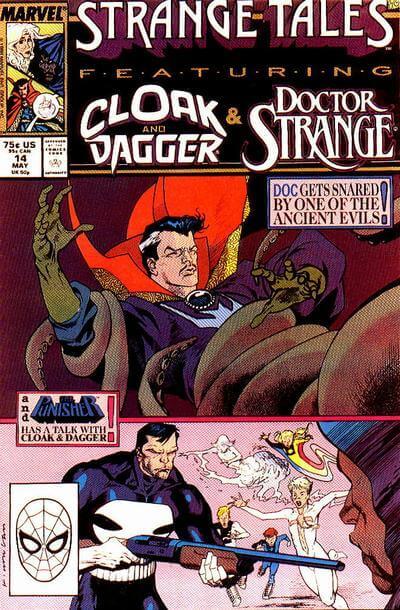 Strange Tales Vol 2 #14