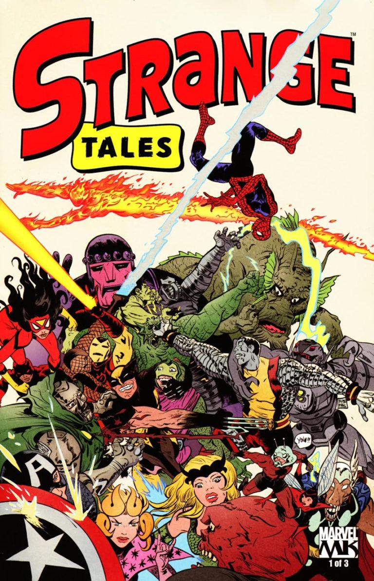 Strange Tales vol 5 #1