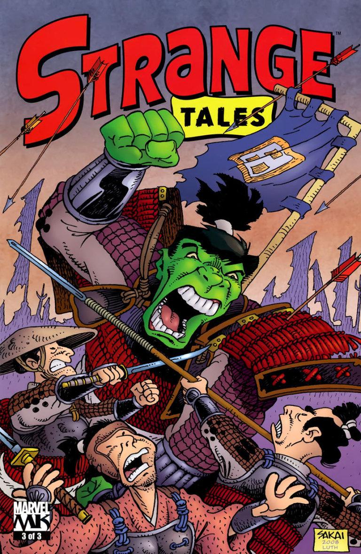 Strange Tales vol 5 #3