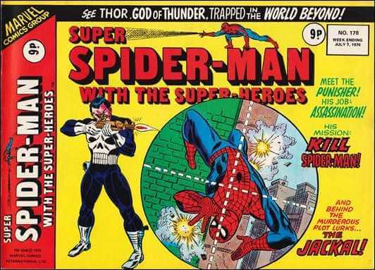 Super Spider-Man with the Super-Heroes vol 1 #178
