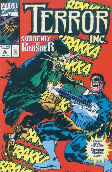 Terror Inc. vol 1 #6