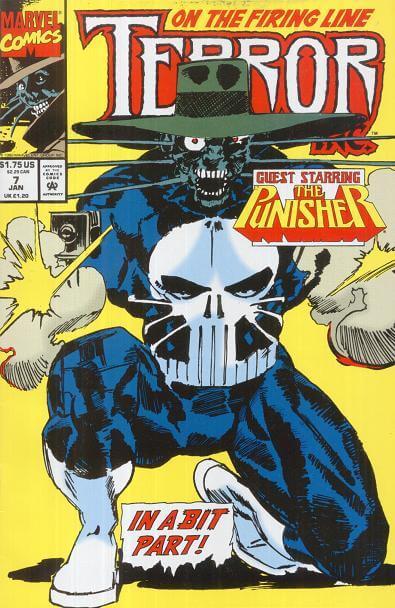 Terror Inc. vol 1 #7