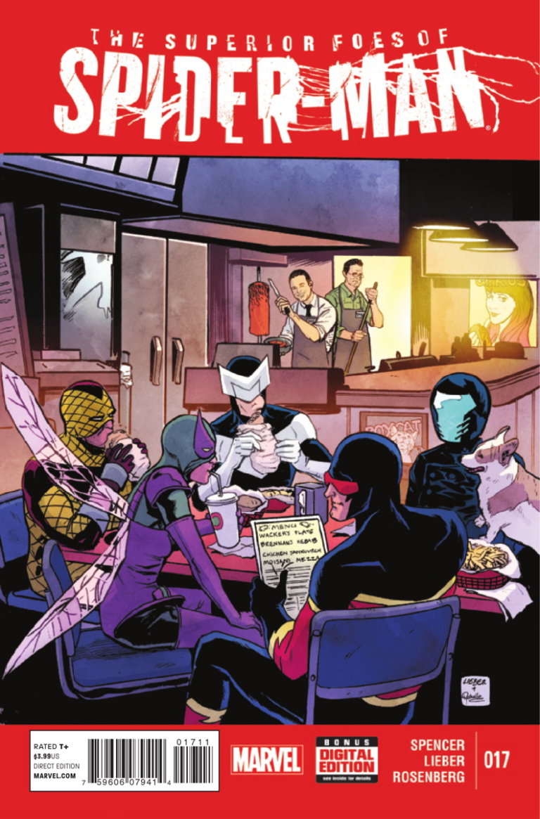 The Superior Foes of Spider-Man vol 1 #17