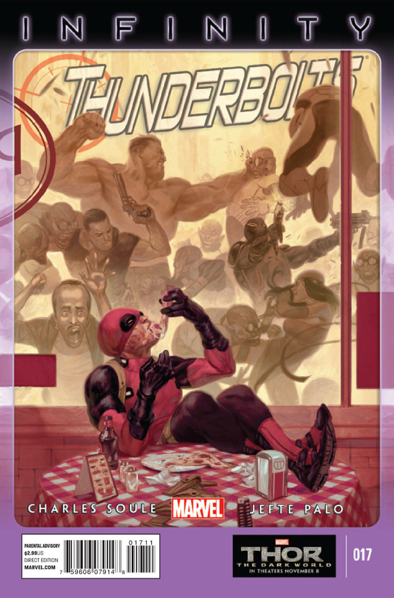 Thunderbolts vol 2 #17