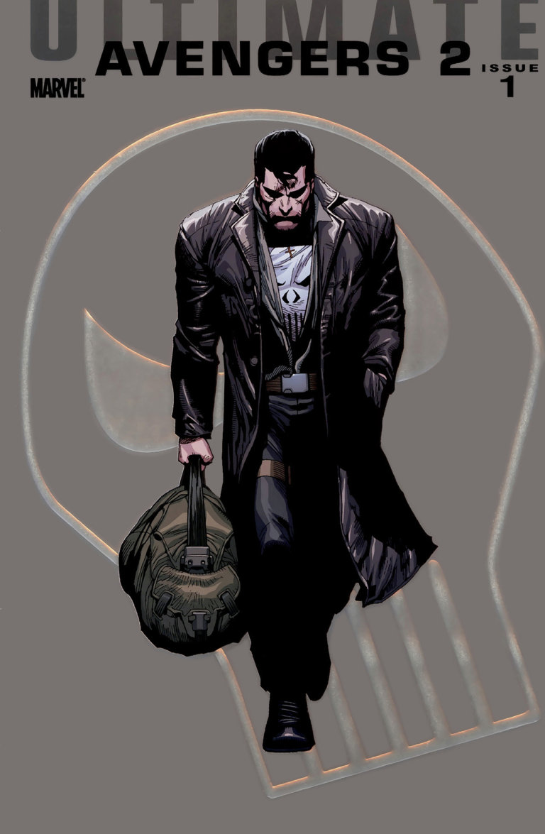Ultimate Avengers 2 vol 1 #1 b