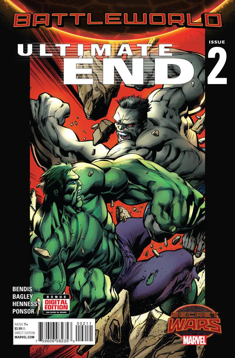 Ultimate End vol 1 #2