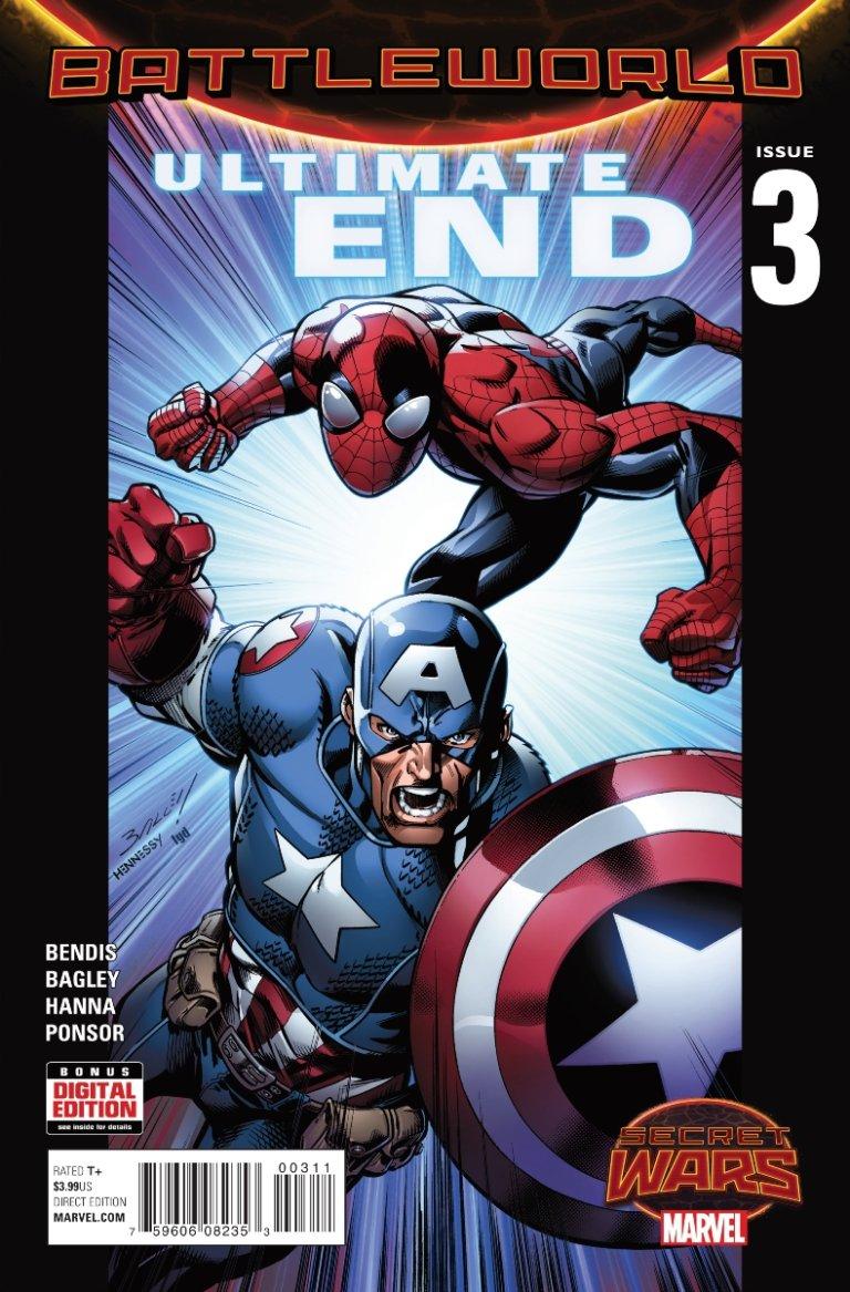 Ultimate End vol 1 #3