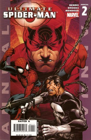 Ultimate Spider-Man vol 1 Annual #2
