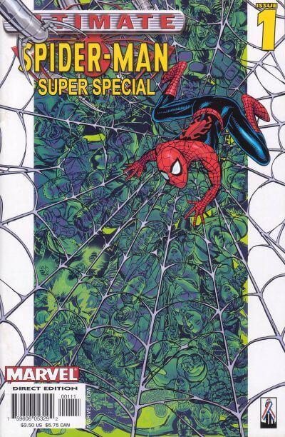 Ultimate Spider-Man Super Special #1