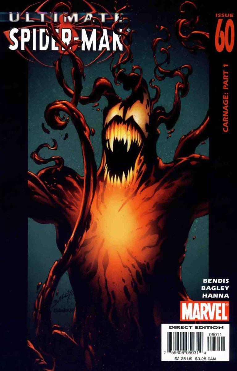 Ultimate Spider-Man vol 1 #60
