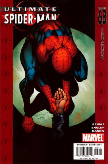 Ultimate Spider-Man vol 1 #63