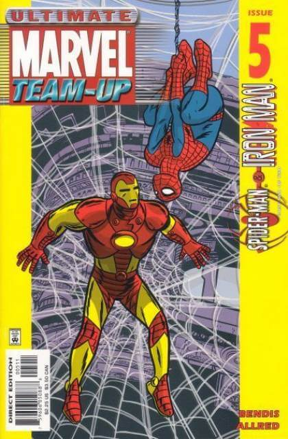Ultimate Marvel Team-Up vol 1 #5