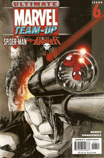 Ultimate Marvel Team-Up vol 1 #6
