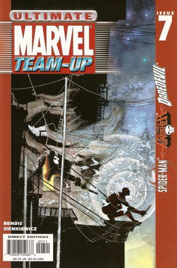 Ultimate Marvel Team-Up vol 1 #7