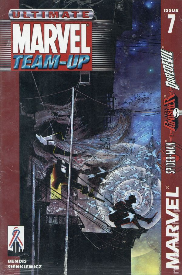 Ultimate Marvel Team-Up vol 1 #7 b