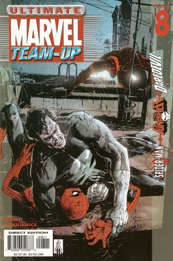 Ultimate Marvel Team-Up vol 1 #8