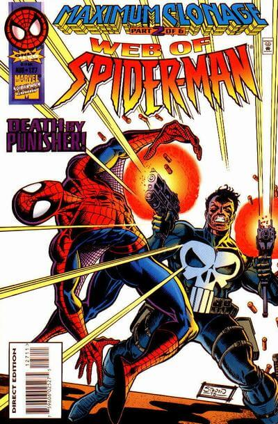 Web of Spider-Man vol 1 #127