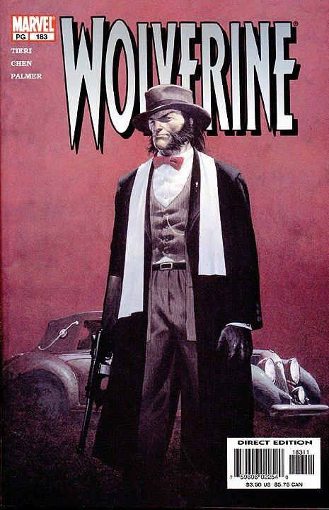 Wolverine vol 2 #183