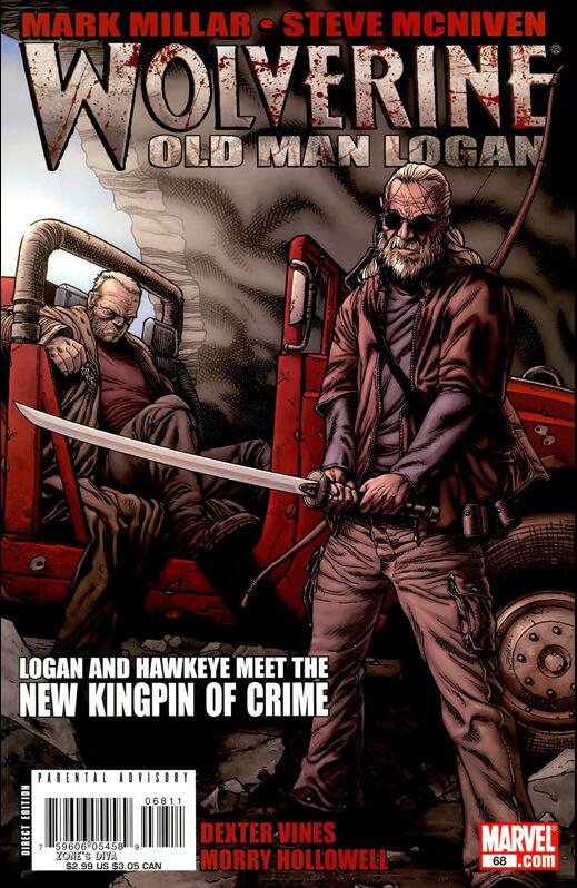Wolverine vol 3 #68